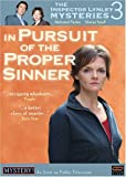 The Inspector Lynley Mysteries 3 - In Pursuit of the Proper Sinner by Tom Lawrence (VII)