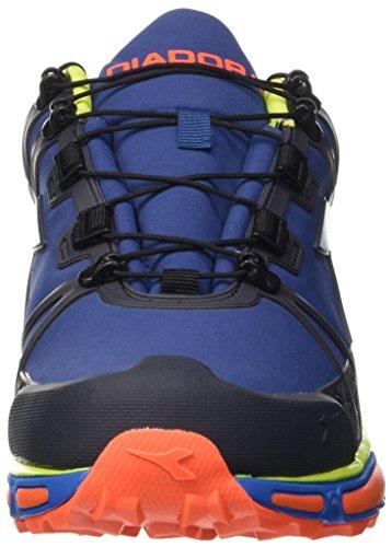 Diadora Trail Race Win - Entrenamiento y correr Hombre Azul