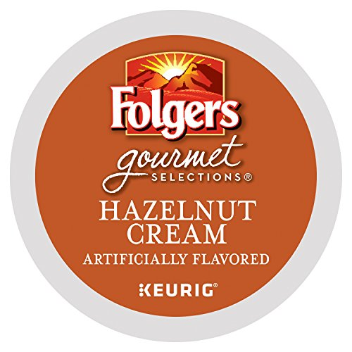 Hazelnut Cream K-cup for Keurig Brewers, 24-count, 24 Count