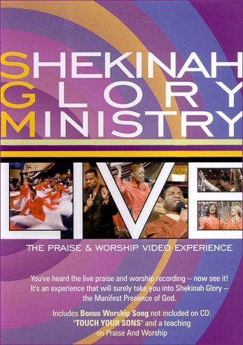 Shekinah Glory Ministry - Live by Kingdom Records