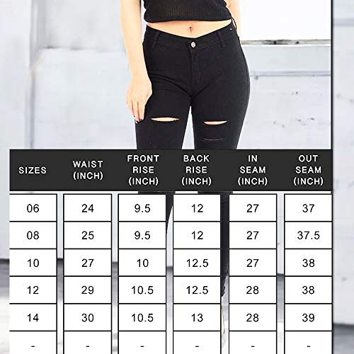 2 Black Jeans m25 Skinny Xelay Donna xRX0anwq
