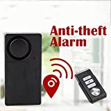 Giantree Wireless Antitheft Remote Control Security Alarms DIY Safety Security Alarm System Magnetic Sensor with Remote Control