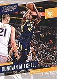 #8: 2017-18 Panini Prestige #163 Donovan Mitchell Utah Jazz Rookie