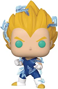 Funko Pop! Animation Dragon Ball Z: Super Saiyan 2 Vegeta Vinyl Figure, Multicolor, Model:FU43008