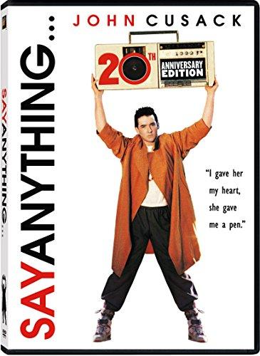 Say Anything... (20th Anniversary Edition) [Blu-ray]