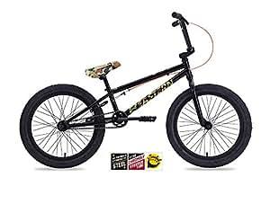 EASTERN LOWDOWN BMX BIKE 2017 BICYCLE BLACK AND CAMO