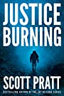 Justice Burning (Darren Street Book 2)