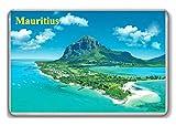 Mauritius/fridge magnet.