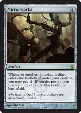 Magic The Gathering Mirrorworks ()