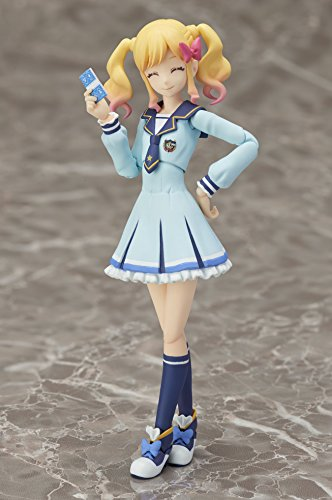 Bandai Tamashii Nations S.H. Figuarts Yume Nijino Winter Uniform Ver. Aikatsu Stars! Action Figure