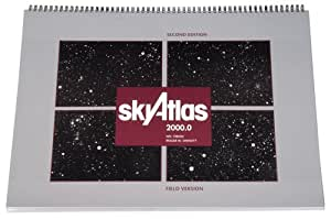 Sky Atlas 2000.0 Field Laminated