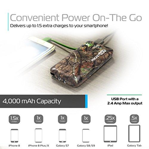 Tzumi PocketJuice Endurance AC - Mini Portable Device