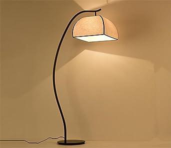 Atmko Lampe De Sol Lampe Sur Pied Lampadaire Lecture Ombre