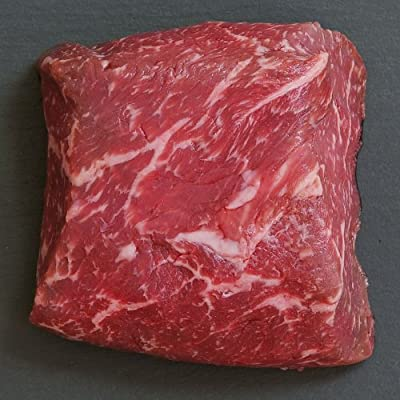 Australian Wagyu Beef Top Sirloin Center Cut Steaks, MS7 - 2 pieces, 10 oz ea