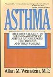 Asthma, Allan M. Weinstein, 0070690588