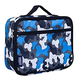 Wildkin Lunch Box, Blue Camo (B0084DZ3X4) | Amazon Products