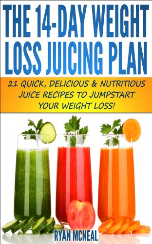 weight loss on juice detox