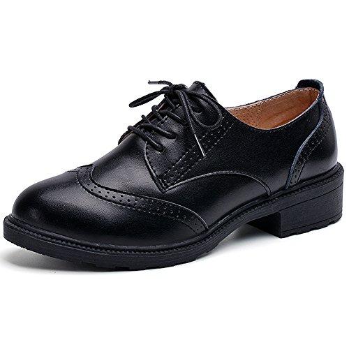 [Easternstar] ビジネスシューズ メンズ Business Shoe Mens レースアップ メダリオン ローカット ビジネス カジュアル