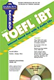 img - for Pass Key to the TOEFL iBT with Audio CDs (Barron's Pass Key to the TOEFL iBT) book / textbook / text book