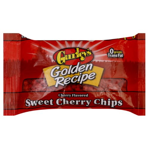 Gurley's Sweet Cherry Chips, 10 Ounce (Pack of 6) (Cherry Chips Gurley)