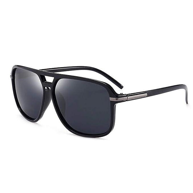 32ac2068545bc Amazon.com  Mens Sunglasses Polarized UV400 Visor Sunglasses Trendy ...