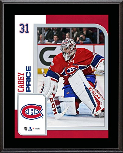 Carey Price Montreal Canadiens 10.5