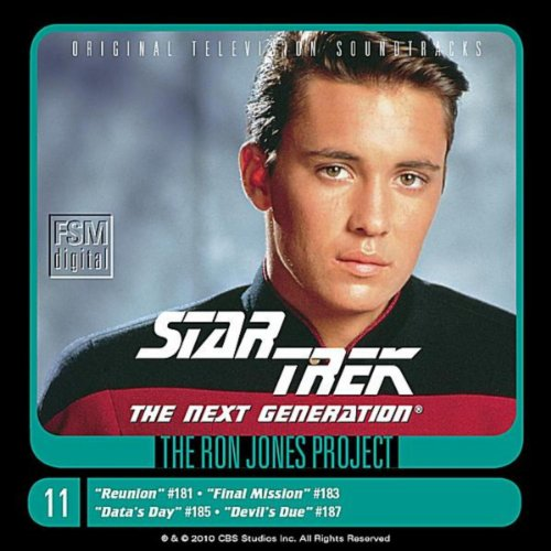 Star Trek: The Next Generation, 11: Reunion/Final Mission/Data's Day/Devil's Due