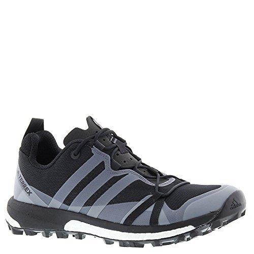 Adidas Terrex Agravic - Correr para Mujer, Negro/Negro/Gris, 11