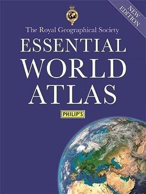 Philip's Essential World Atlas 2019: Philip's Maps (author