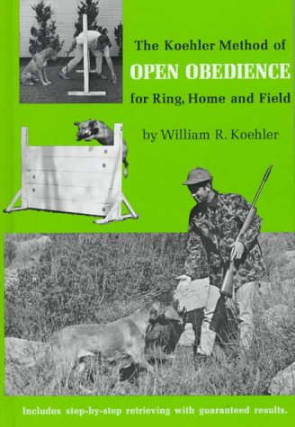 f Open Obedience for Ring, Home and Field, (Odette Ring)