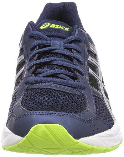 Running Blu Blue Yellow 4993 silver Scarpe 4 Uomo contend Gel Asics safety dark qP8YP