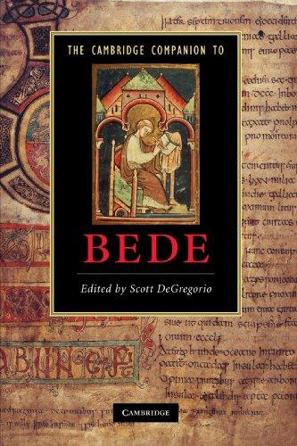 The Cambridge Companion to Bede (Cambridge Companions to Literature)