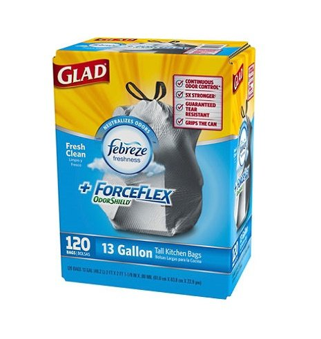 glad-13-gal-forceflex-febreze-odorshield-tall-kitchen-drawstring-trash-bags-120-ct-by-glad