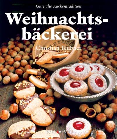 Weihnachtsbäckerei. Gute alte Küchentradition