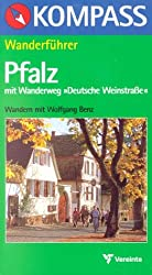 Kompass Wanderführer, Pfalz
