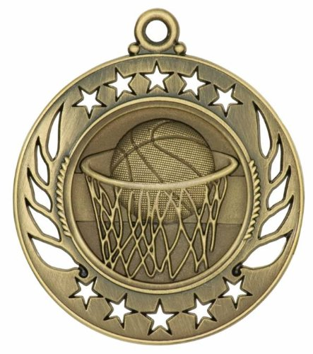 Trofeo paraíso Galaxy – baloncesto medalla 2,25