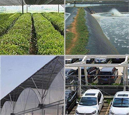 BYCDD 90% Bloqueador Solar Red De Sombra, Transpirable Malla De ...