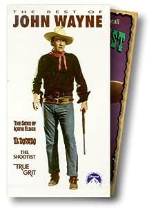 The Sons of Katie Elder [USA] [VHS]: Amazon.es: John Wayne ...