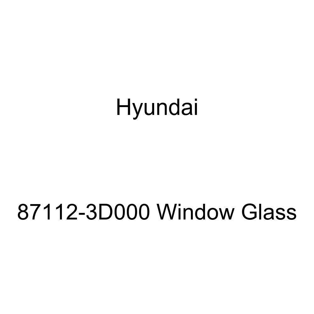 Genuine Hyundai 87112-3D000 Window Glass