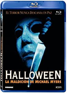Halloween: La Maldición De Michael Myers [Blu-ray]