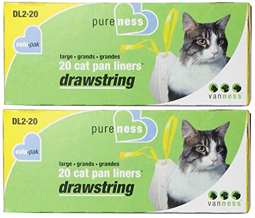 with Litter Box Liners design