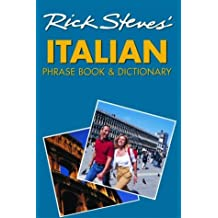 Rick Steves' Italian Phrase Book and Dictionary