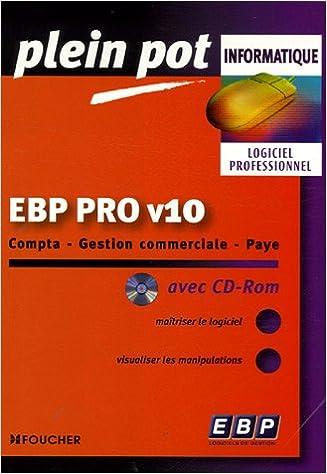Ebook psp téléchargement gratuit EBP 2006 : Comptabilité - Gestion commerciale - Paye (1Cédérom) by Jean-Claude Arnoldi,Guy Van Assche PDF