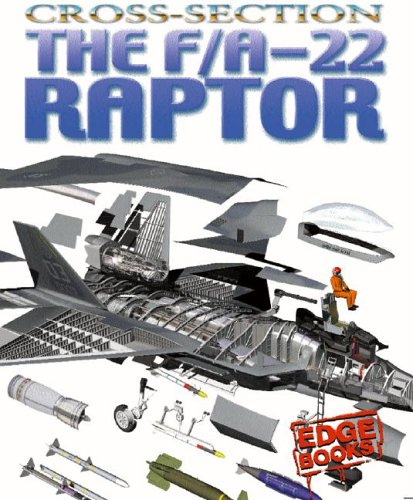 Download The F/A-22 Raptor (Cross-Sections) pdf epub