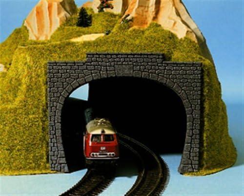 Noch 60020 Tunnel entrance dbl    2//  H0 Scale G1HQJ