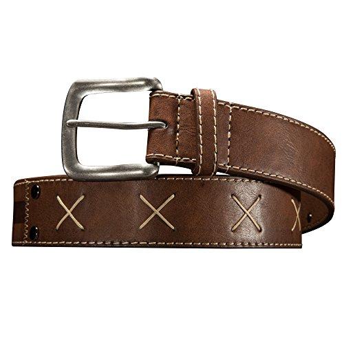 JINX The Witcher 3 White Wolf Belt (Brown, Small / Medium)