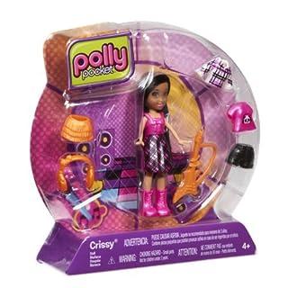 Color Change 1 X Polly Pocket Zip n Splash POLLY