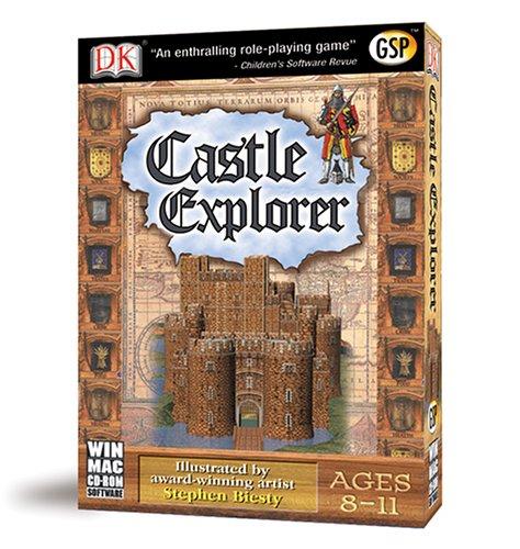 Software : Castle Explorer - PC/Mac