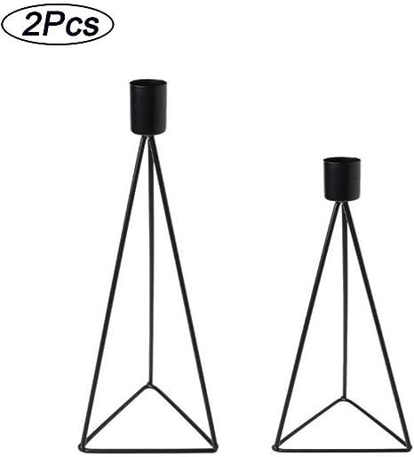 6 St/ück Leuchterkerzen Variantkerzen Elfenbein 280 x 12 mm