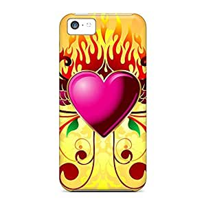 Awesome mobile phone covers Back Covers Snap On Cases For Iphone Excellent Fitted iphone 6 4.7 - pink heart